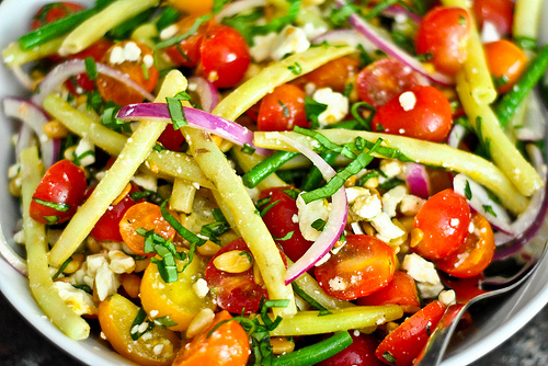 recipe: summer bean salad recipes [29]