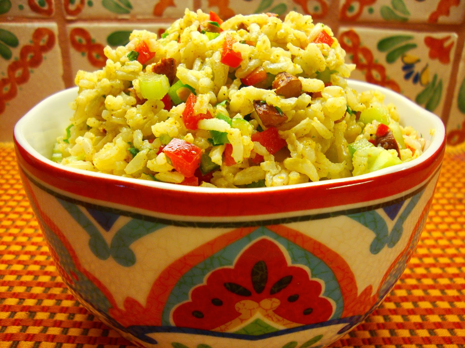 Curry Rice Salad Recipes — Dishmaps