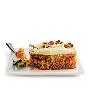 carrot cake makeover recipe