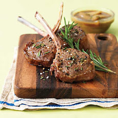 lamb chops balsamic