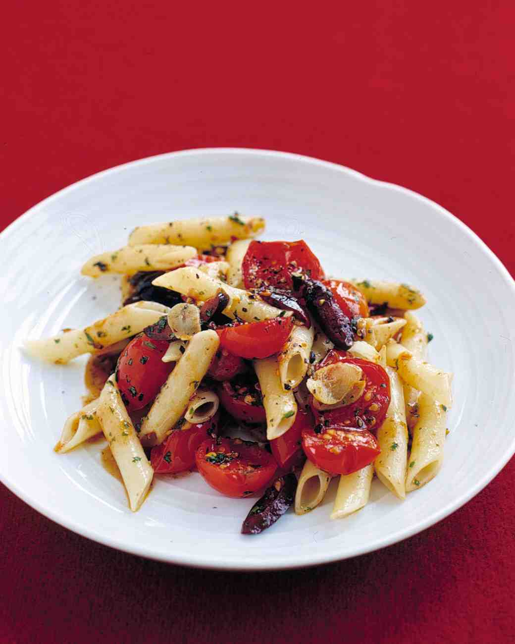 Penne With White Bean And Tomato Sauce Recipes — Dishmaps